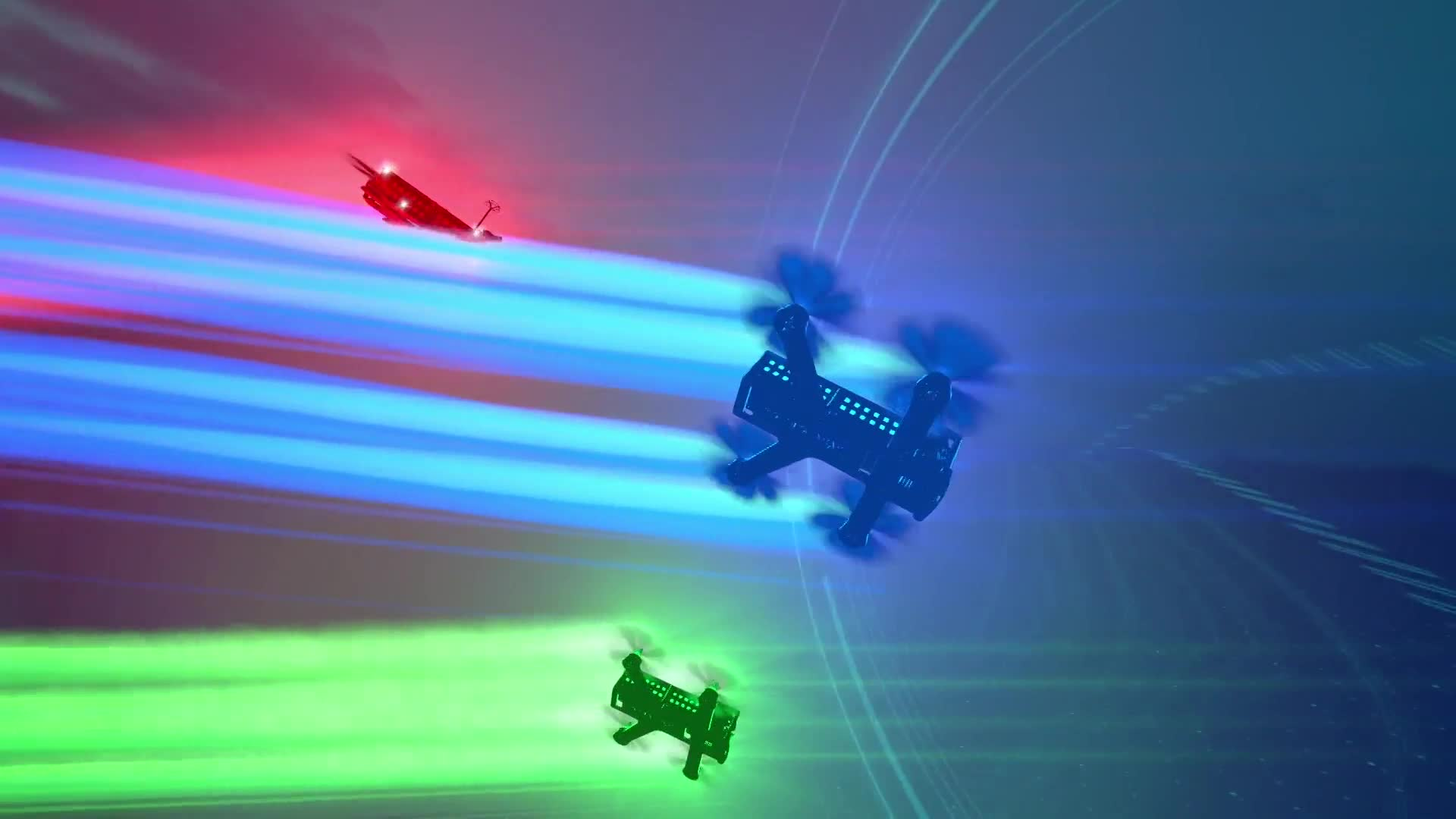 Drone Racing A Competitive Sport